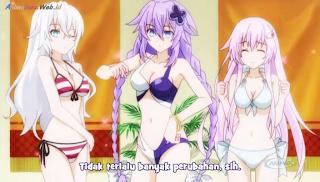 Anime Choujigen Game Neptune: The Animation 8 Subtitle Indonesia Animeindo Choujigen Game Neptune: The Animation Full Episode Subtitle Indonesia