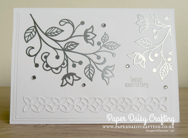 Flourishing phrases from Stampin' Up!