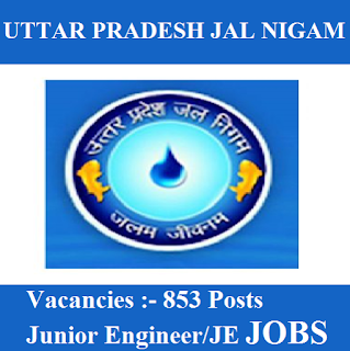 Uttar Pradesh Jal Nigam, UPJN, Diploma, JE, Junior Engineer, UP, Uttar Pradesh, freejobalert, Sarkari Naukri, Latest Jobs, Hot Jobs, upjn logo
