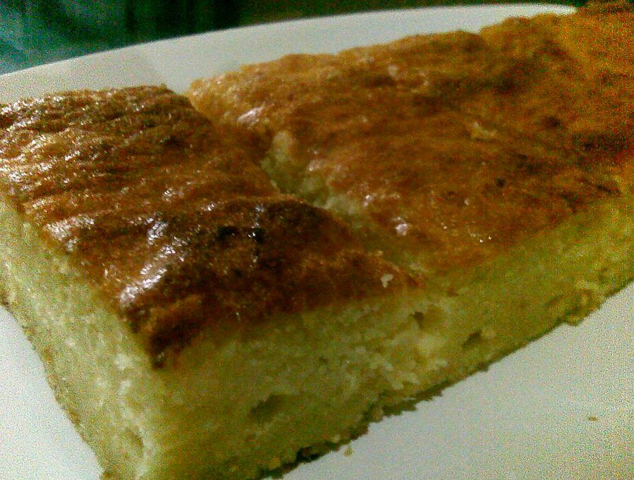 Resep Cake Pisang Diah Didi: Diah Didi's Kitchen: Bluder Tape