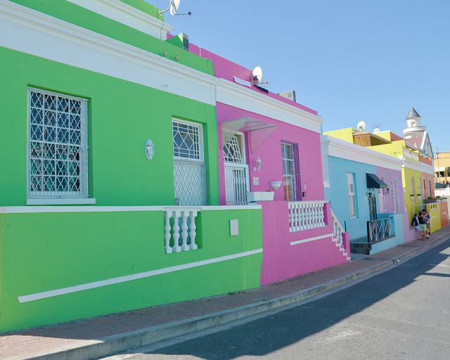Bo- Kaap, Cape Town, South Africa