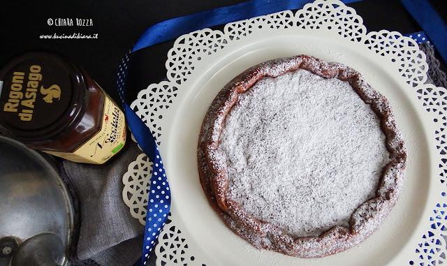 La Torta magica dell'Araba, con 2 soli ingredienti!