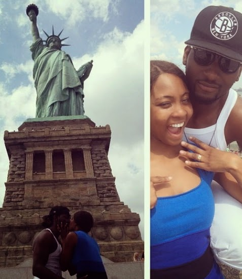 osas ighodaro engaged