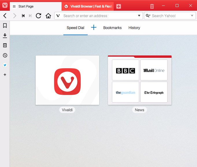 Vivaldi Browser - El Blog de HiiARA