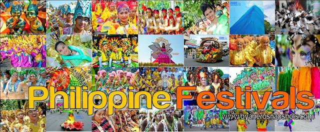 byahero calendar of festivities philippine festivals