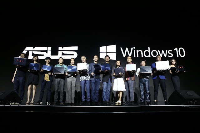 ASUS Notebook dengan Windows 10 Original