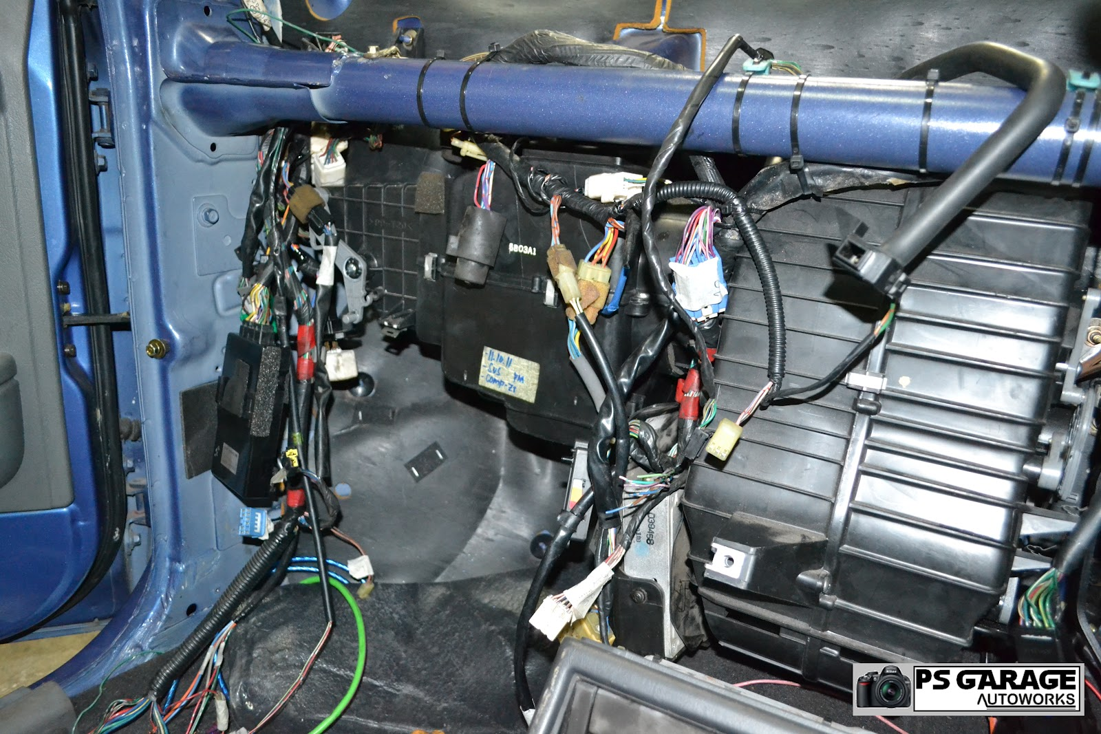 Ps Garage Motorsport  Hyundai Atos Starlet Gt  Part