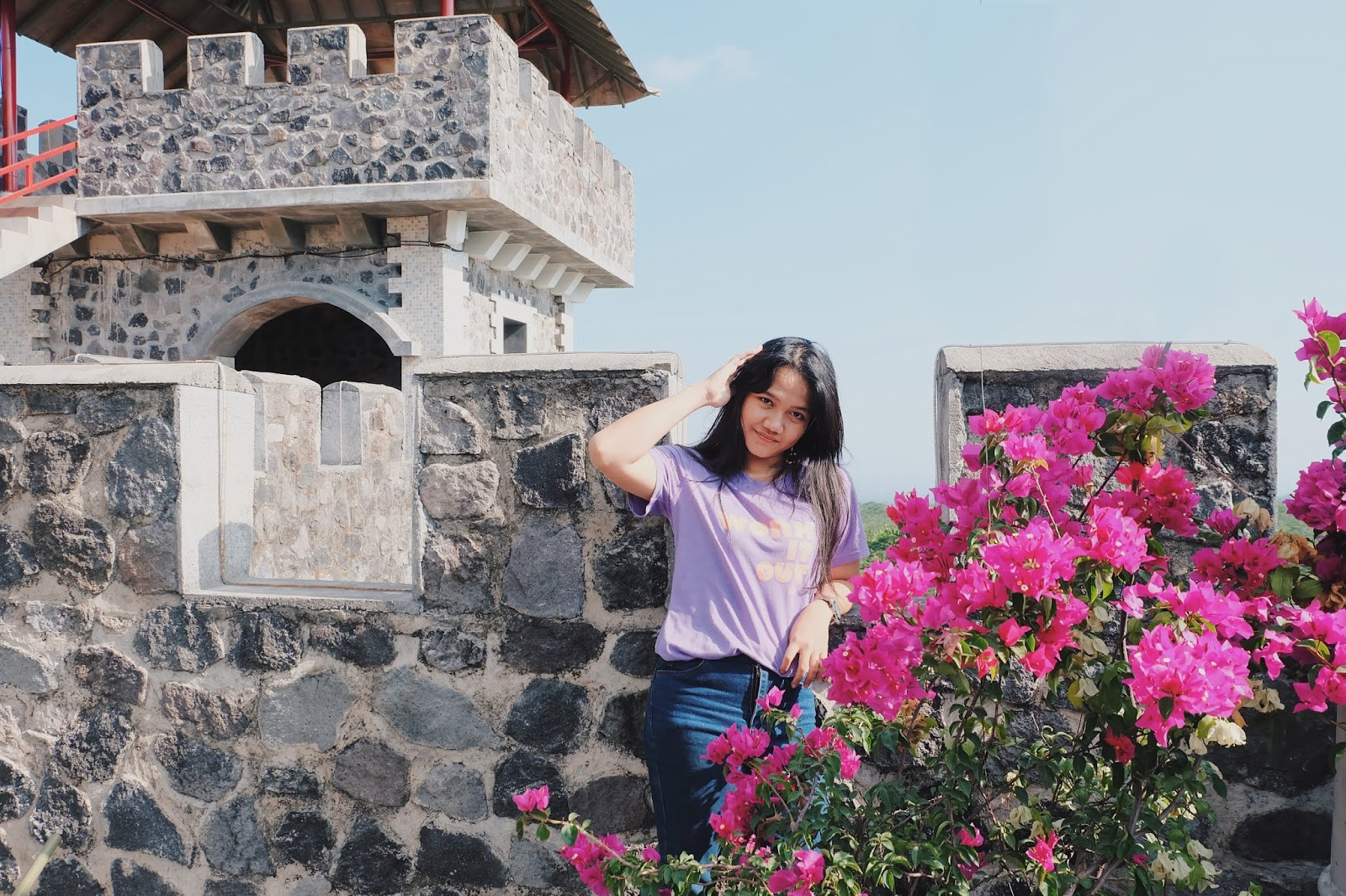 The Lost World Castle Jogja | Frankenranma