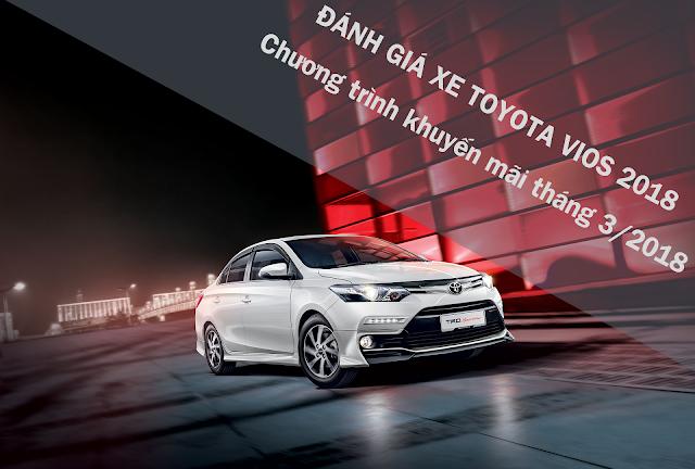 Danh gia xe Toyota Vios 2018 anh 1