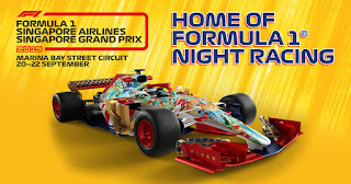 cari tiket formula one singapura