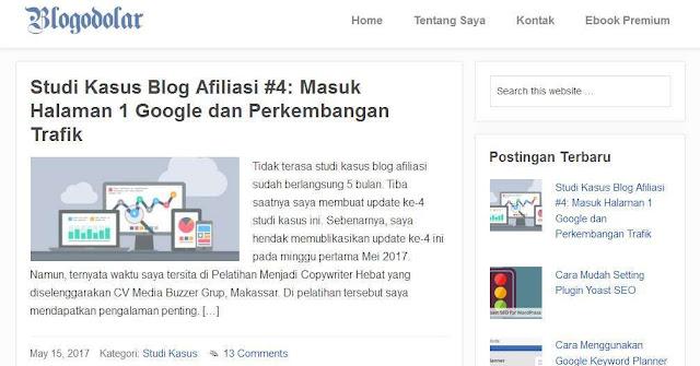 Blog Blogodolar.com - Blog Bloging Bisnis Online Internet Marketing Terbaik Di Indonesia