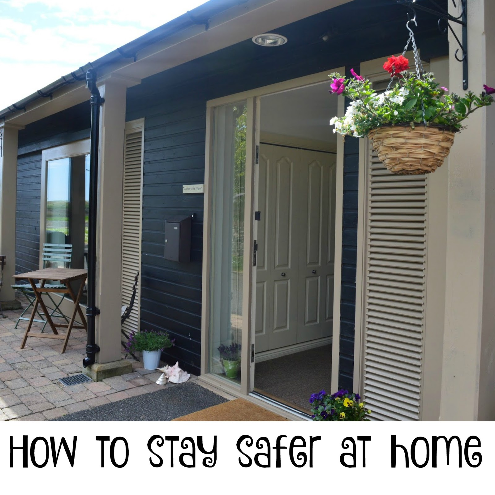 Top tips for staying safe at home