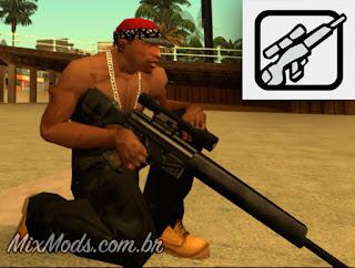 gta sa mod beta sniper rifle icon
