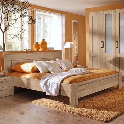 Dormitorios naranjas dormitorios con estilo for Ideas decorar habitacion matrimonio
