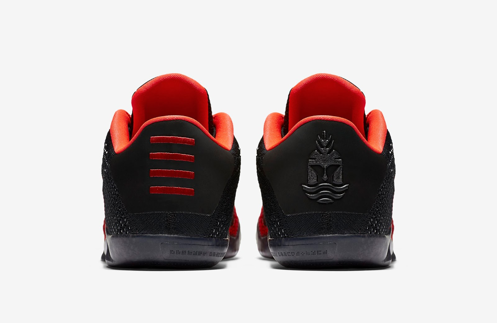 2b7d1746574 Nike Kobe 11 Achilles Heel University Red Black Gold