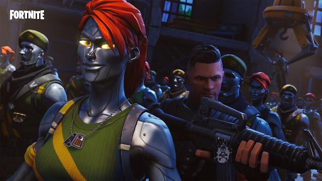 Fortnite y Black Ops IIII podrían preparar algún tipo de colaboración