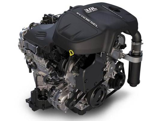 2016 Dodge Durango ECOdiesel Engine