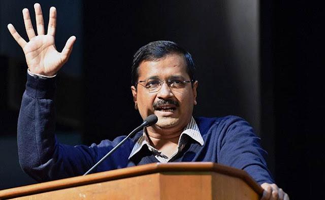 मुझे मार लो, पीट लो पर दिल्ली के लोगों को परेशान मत करो - अरविंद केजरीवाल