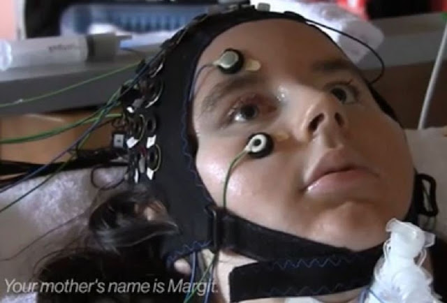 Mind-Reading Device for paralyzed patient