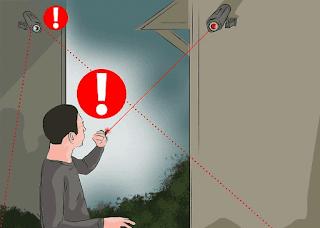cara hack kamera cctv led laser langkah 7