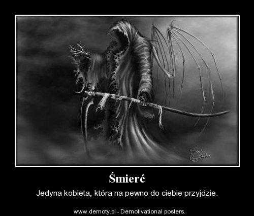 śmierć Wiersze O Smierci