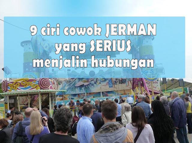 9 Ciri Cowok JERMAN Yang Serius Menjalin Hubungan