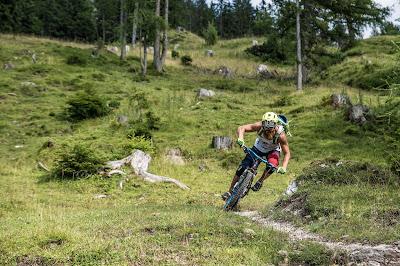 Sun Trail Brixen im Thale, offizielle Bikestrecke