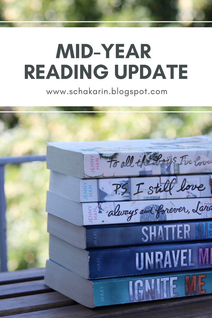 schakarin's Mid-Year Reading Update: what i read so far in 2018
