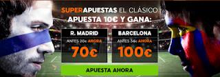 888sport cuota mejorada el clasico Real Madrid vs Barcelona 23 abril
