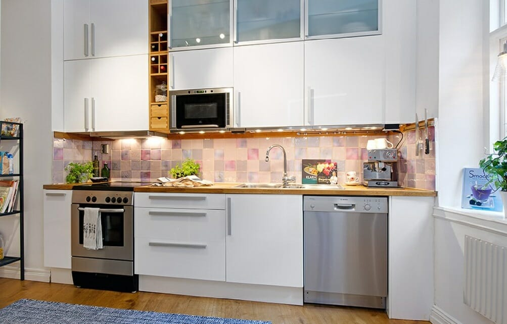 8 Desain Kitchen Set Yang Unik Dan Keren
