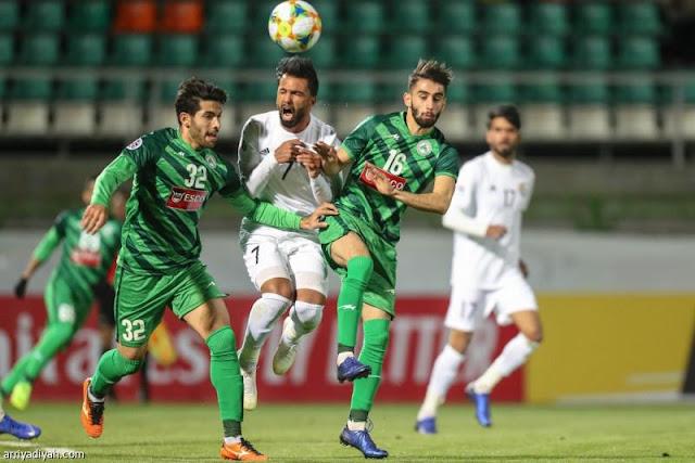 مشاهدة مباراة الزوراء و الوصل اليوم الاثنين 11-3-2019 يلا شوت