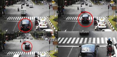 Awas Anda Terkena Tilang Sistem CCTV