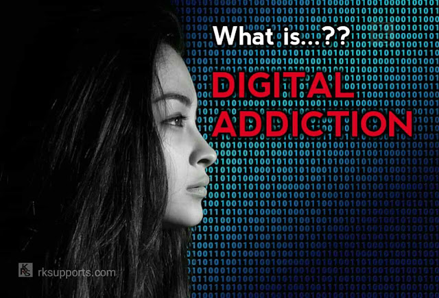 digital addiction kya hai, what is digital addiction, digital addiction ke kya dushparinam hote hai, social media ke prabhav, social media ke dushprinam, mobile ke bure prabhav, types of digital addiction, demarits of mobile, enfluance of social media