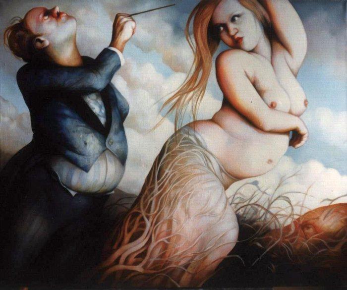 Жанровые картины. Bogdan Boguslawski