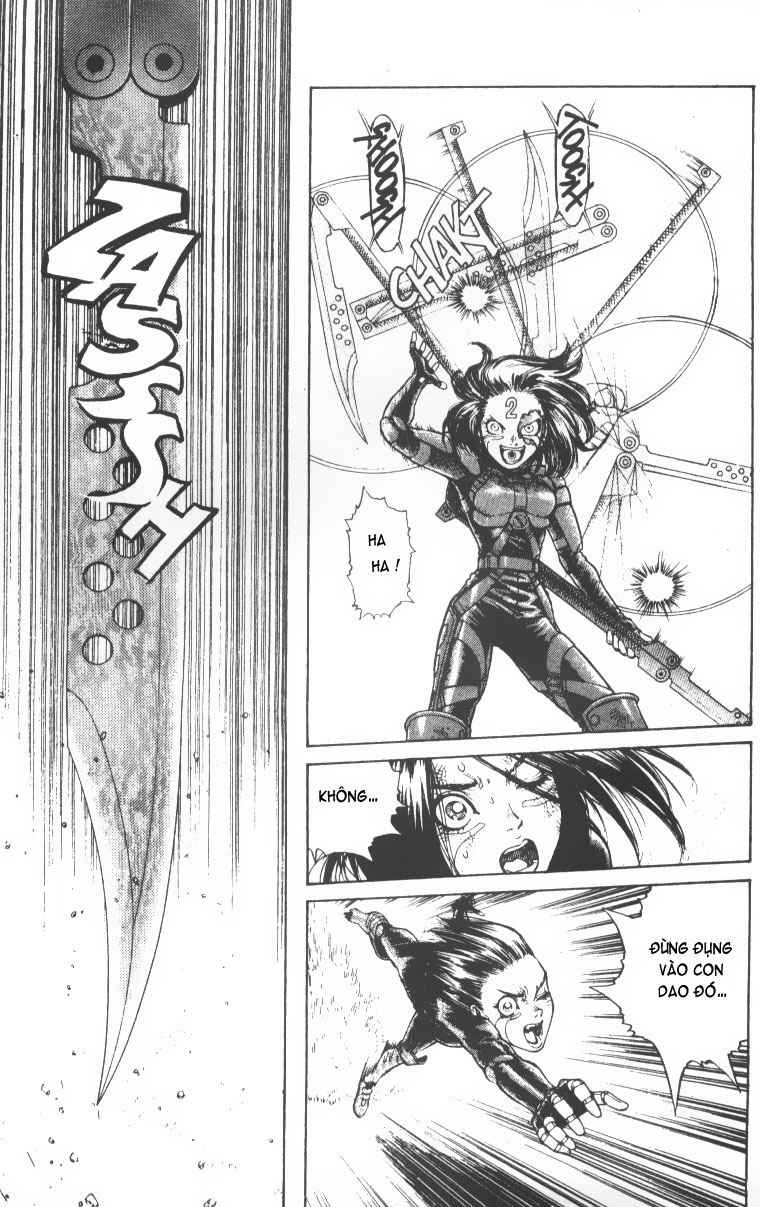 Battle Angel Alita chapter 44 trang 29