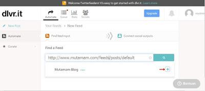 Share Postingan Blog ke Facebook secara Otomatis