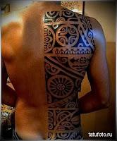 татуировки инков
