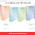 Contoh Format Jadwal Piket Kebersihan Format Word