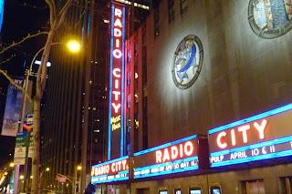 hammer radio city night
