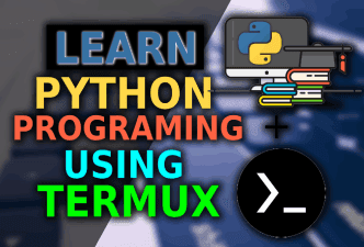 How to Learn Python programming using Termux - 2020