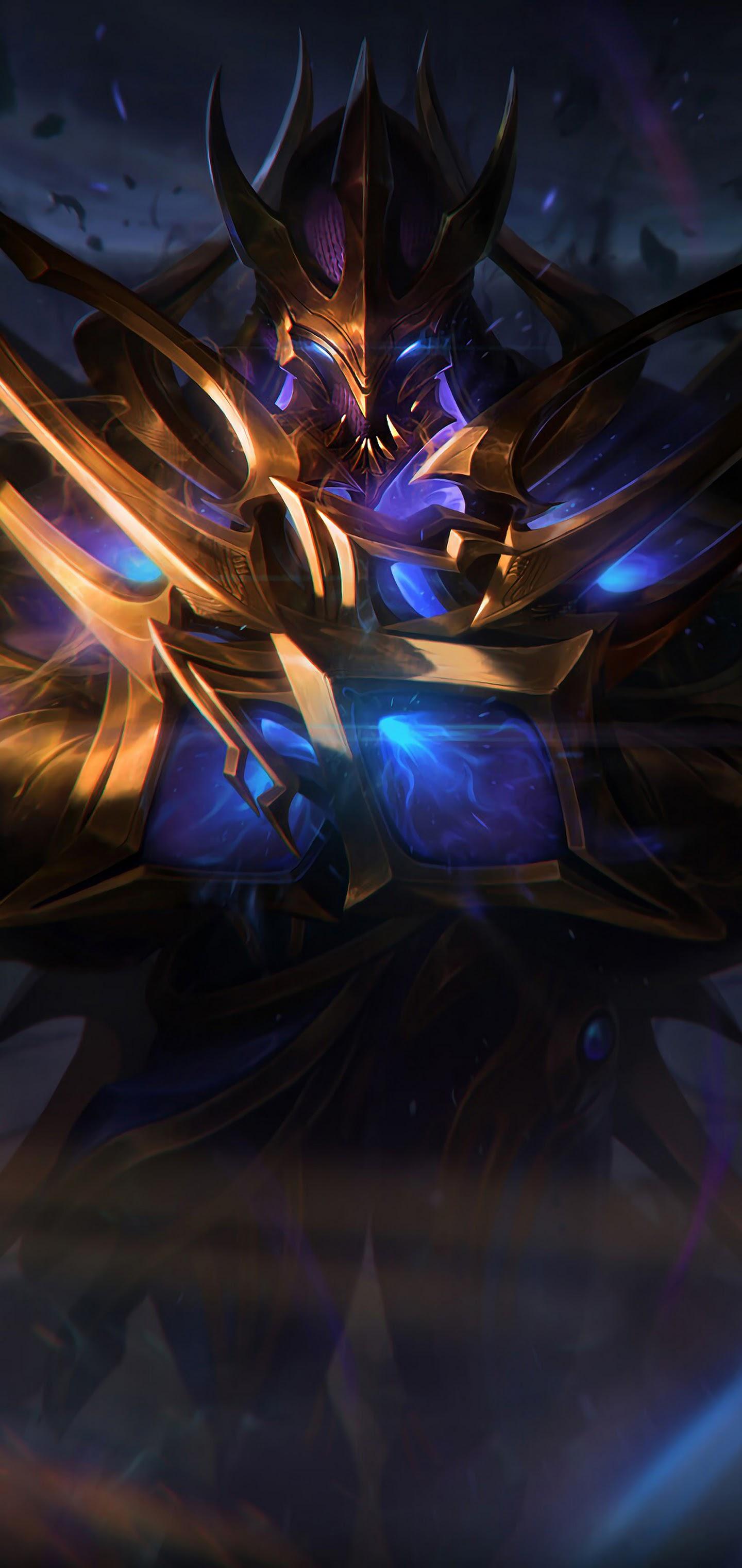 Angelanne: Zed League Of Legends Wallpaper 4k
