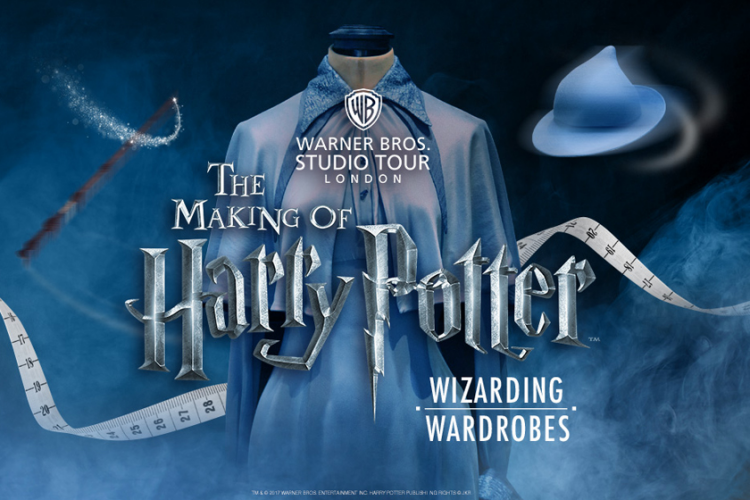 Warner Bros Studios Tour London Costumes