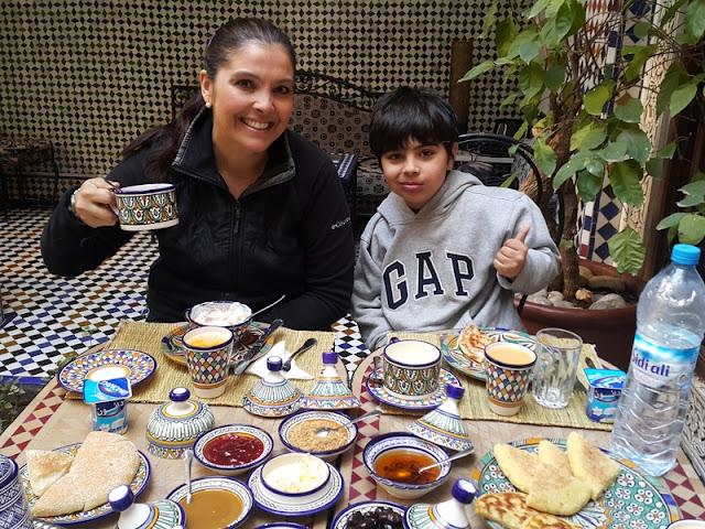 Marrocos: onde se hospedar bem e barato