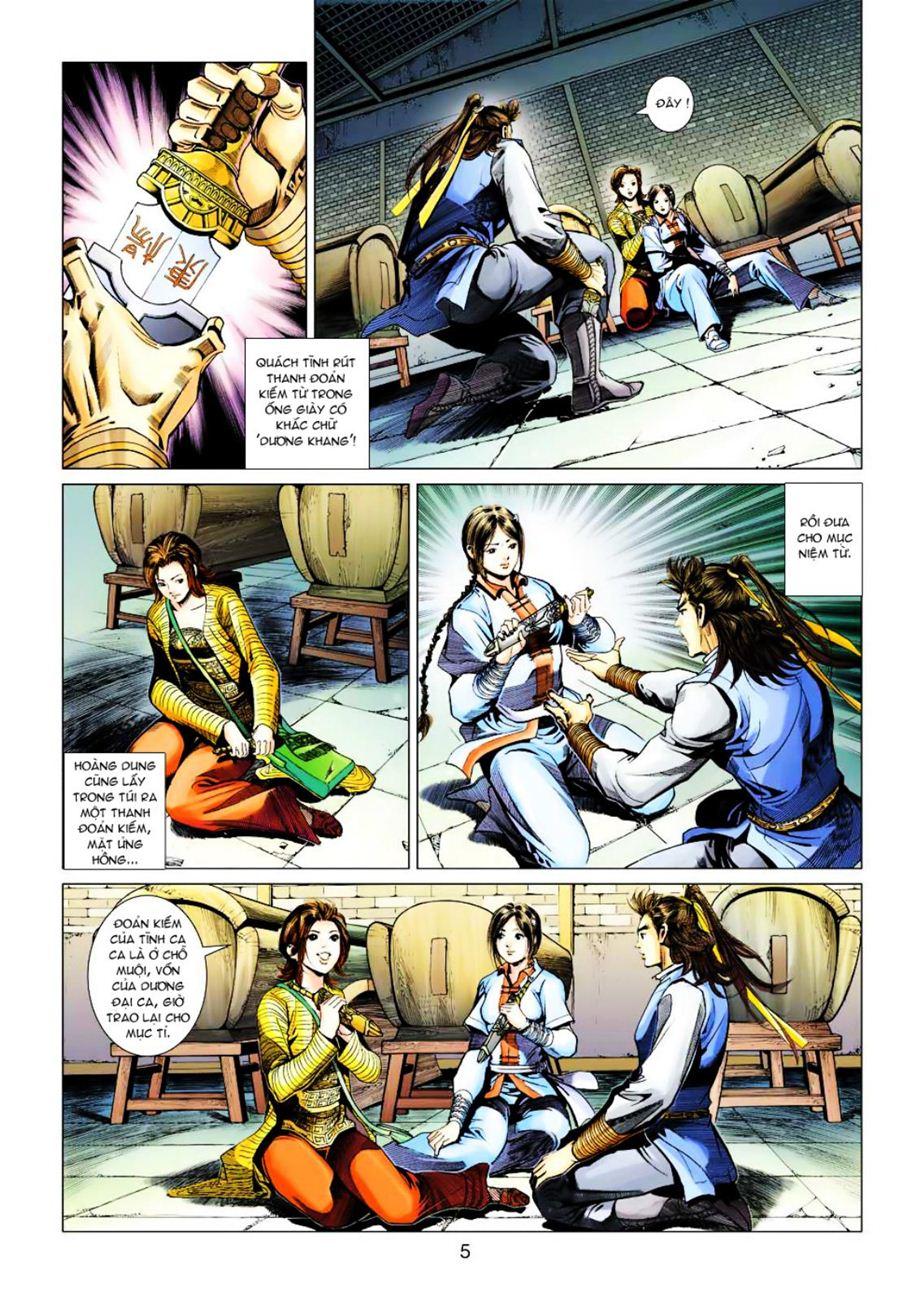 Anh Hùng Xạ Điêu anh hùng xạ đêu chap 39 trang 5