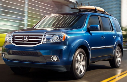 2016 honda pilot release date new car release dates images and review. Black Bedroom Furniture Sets. Home Design Ideas