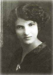 Rose Ausländer (1907-1988)