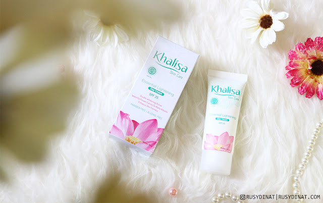 Khalisa Skincare Essential Lightening Series - Skincare Halal