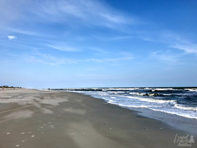 Amelia Island boasts over 40 public beach access points along its 13 miles of coastline.