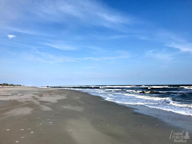 Amelia Island boasts over 40 public beach access points along its 13 miles of coastline.