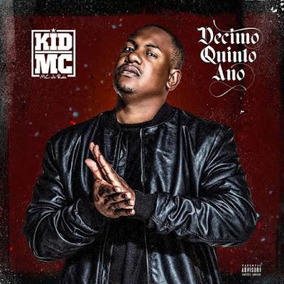 Kid MC - Décimo Quinto Ano (Álbum),